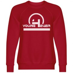 Young4ever crewneck