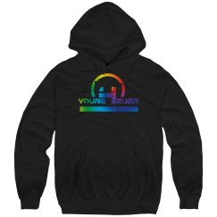 Young4Ever Heavy Weight Hoodie