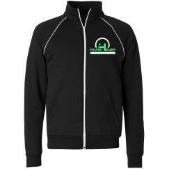 Y4E Fleece Track Jacket