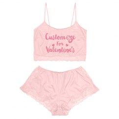 Custom Valentine's Gift