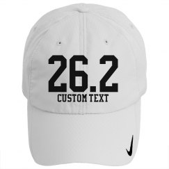 Custom Marathon Runners Hat