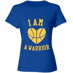 I am a warrior shirt