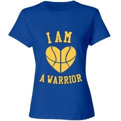 I am a warrior shirt
