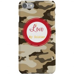 Military GF iPhone Case