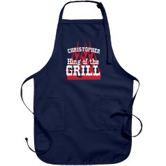 Personalized King Grill