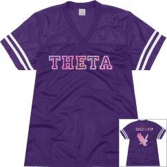 Purple Glitter Jersey