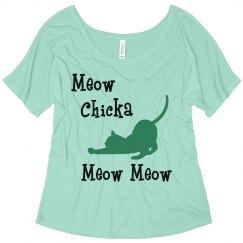 Meow Chicka Meow Meow