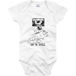 On a Roll Onesie