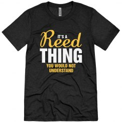 Reed Thing