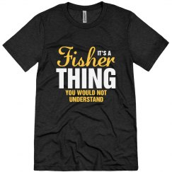 Fisher Thing