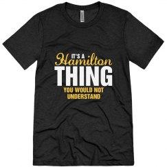 Hamilton Thing