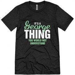 George Thing