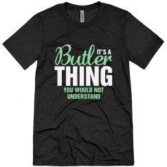 Butler Thing