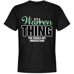 Warren Thing
