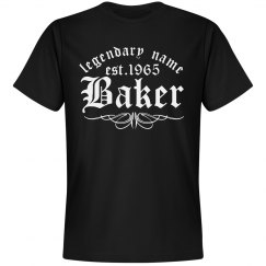 Baker. Legendary name
