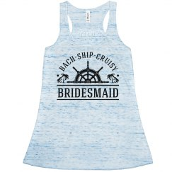 Bridesmaid Bach-Ship-Cruisy Tank