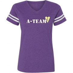 Sporty A-Team Heart