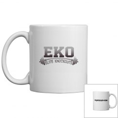 EKO #bossbabe coffee mug