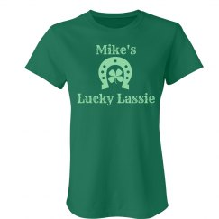 Mike's Lucky Lassie
