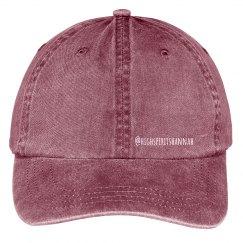 IG baseball cap - rose