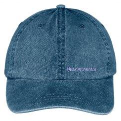 IG baseball cap - blue