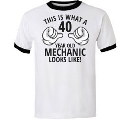40 year old Mechanic