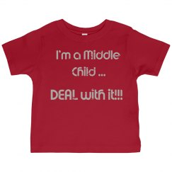 Middle Child (Distressed)