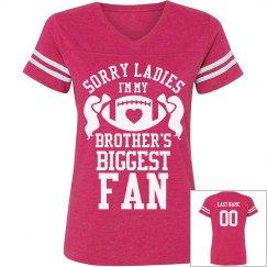 Sisters Love Football