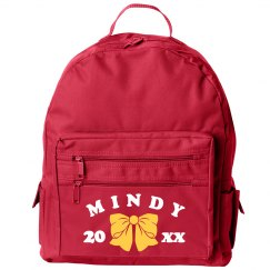 Custom Bow Backpack