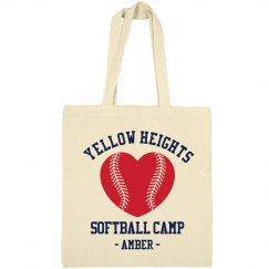 Softball Camp Sling Bag