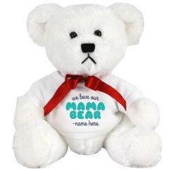 Custom Mama Bear Teddy