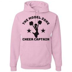 Cheer Captain Hoodie