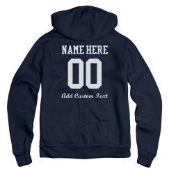 Sports Fan Custom Athlete's Number