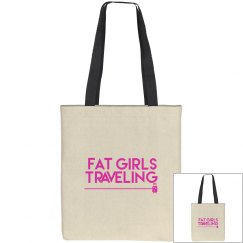 FGT Cotton Canvas Tote Bag