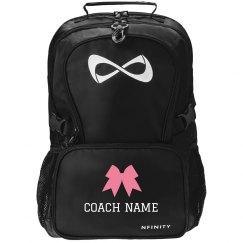 Custom Traveling Cheer Coach Gift
