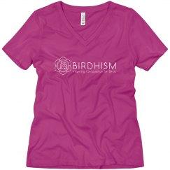 Birdhism V-neck