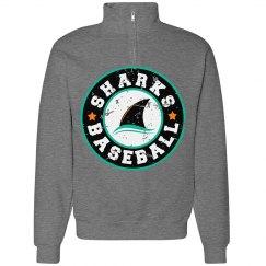 Unisex Zip Sweatshirt