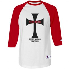 Strength on the Cross