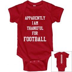 Baby Loves Football