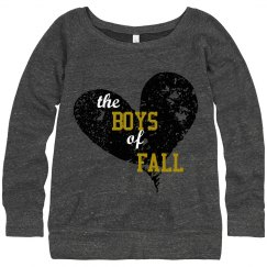 Boys of Fall Slouchy SS