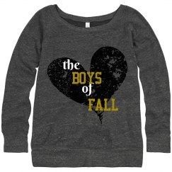 Boys of Fall Slouchy SS