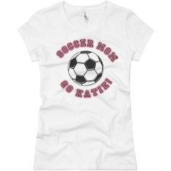Soccer Mom Katie