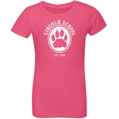 GIRLS: Hollow Paw Tee (more colors)