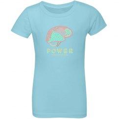 GIRLS: Brain Power Pink