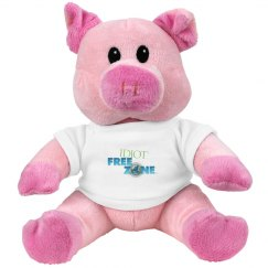 IFZ Small Pink Piggie Stuffed Animal