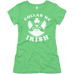 Collar Me Irish On St Patricks