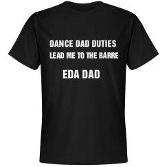 Dance Dad Duties T