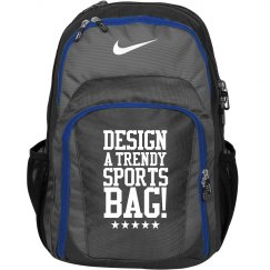 Custom Nike Backpack