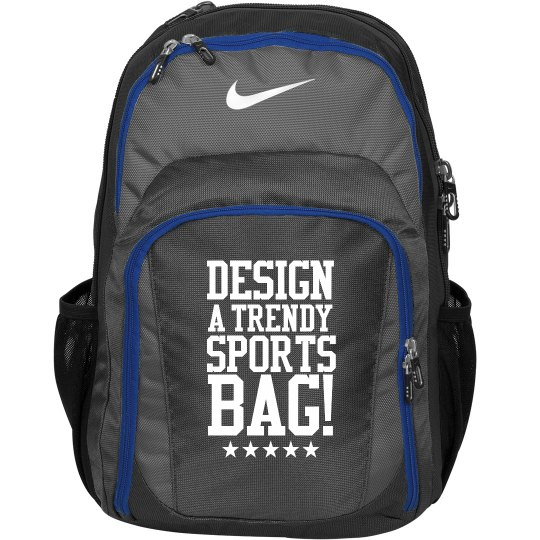 eb33b56b5aa3 Custom Nike Backpack Nike Premium Performance Backpack Bag
