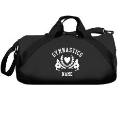 Gymnastics Girl Athletic Custom Bag